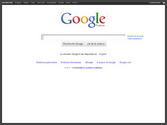 Google - moteur de recherche